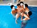 狙われた巨乳水泳部エース 鍛え抜かれた女子校生の身体は媚薬漬けに... 白石真琴