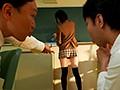 スベスベの長い脚で学校中の視線を独占する 絶対領域スレンダー女子校生 緒奈もえ8