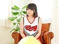去年の夏、甲子園で話題になった美少女チアガール島崎綾AVデビュー1