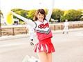 去年の夏、甲子園で話題になった美少女チアガール島崎綾AVデビュー3