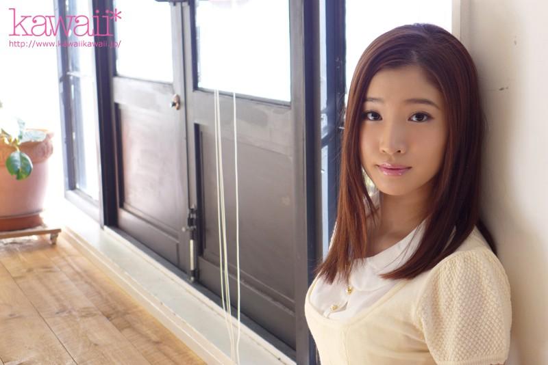超ビンカン乳首さわやか美少女AVデビュー 篠宮玲奈9