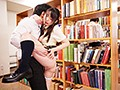 図書館で声も出せず、抵抗もできない状況で痴漢されて…。 夢乃あいか3