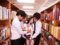 図書館で声も出せず、抵抗もできない状況で痴漢されて…。 夢乃あいか7