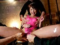 オーガズム性感開発オイルマッサージ 絶叫エビ反り痙攣がヤバすぎて強制拘束 秋山祥子