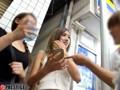まんハメ検証隊 ナンパの聖地として有名な都内某お祭りに突撃!!熱気で頭も股も緩くなった美少女たちのはしゃいで汗ばんだ体を喰いまくる!!File.08