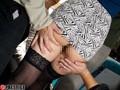 刺激的過ぎるド変態人妻 満嶋陽子 29歳AVデビュー 旦那とのノーマルなセックスに物足りない奥様がアブノーマルを求めて痴漢懇願!! 45