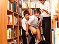 過激痴漢図書館 声も出せず、抵抗もできない状況で痴漢されて…。 辻本杏9