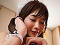 ぷるるんぷるるん 超乳グラドルメイドの誘惑 Jカップ100cmの乳圧ご奉仕!! 益坂美亜5