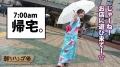 即濡れドMの浴衣巨乳ギャル!!!花火大会帰りの浮かれた酒好き美人二人組!!!