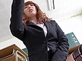 タイトスカート女教師のむっちり太もも誘惑絶対領域 波多野結衣6