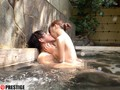 美少女と、貸し切り温泉と、濃密性交と。 03 愛音まりあ8