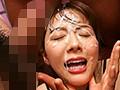 大量ぶっかけ解禁! 魂の顔面シャワー!! 溜めて寝かせて熟成させたどろどろザーメンを癒しの美顔にバズーカ顔射! 岬ななみ