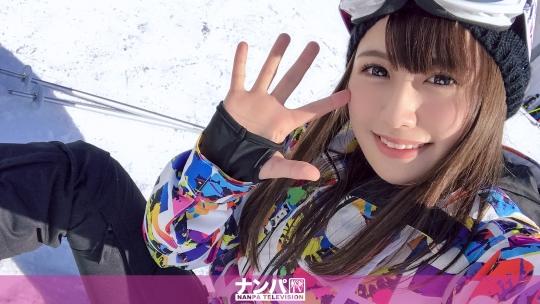 レンデナンパ 01 雪山ではド素人!-0