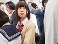 痴漢に溺れて…―通学中に襲われた敏感体質の制服美少女― 二宮ひかり1