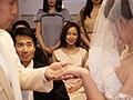 花嫁姿の妹のそばでこっそり新郎にまたがるデカ尻誘惑お姉さん 篠田ゆう