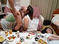 彼女が家族旅行で一週間留守にしたので彼女の巨乳女友達に中出ししまくりました。 篠崎かんな