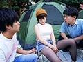ネトラレテント ~旦那が肉を焼いている14分間にテントの中で寝取られ続ける巨乳妻~ 奥田咲