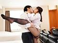 出張先のビジネスホテルでずっと憧れていた女上司とまさかまさかの相部屋宿泊 大島優香6