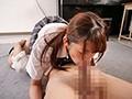 1分間も我慢出来ない後輩女子のイジワル痴女手コキ 桜もこ9