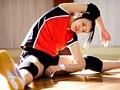 現役女子バレーボール選手AVデビュー 都内バレーボール強豪校で全国大会出場経験有りの本格実力派! 葉月渚